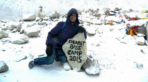 Everest Base Camp-My Extreme Adventure:1