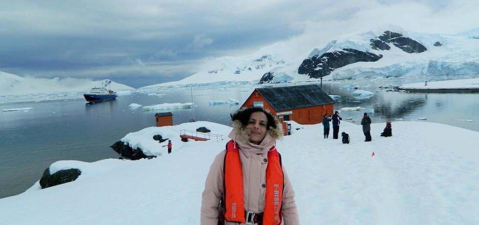 Epic Journey-My Antarctica Odyssey