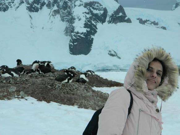My Antarctica Odyssey