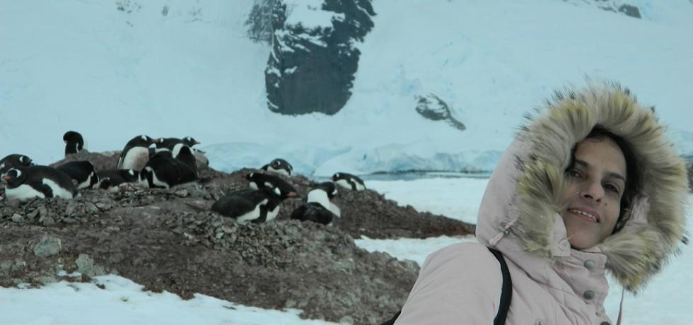 Emotional Pour-My Antarctica Odyssey:4