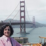 My Selfie Moment At Golden Gate Bridge