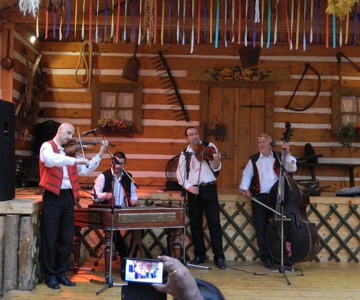 Terrific Czech performances