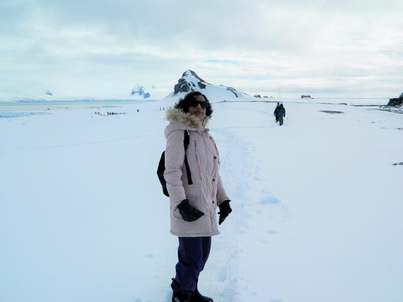 Highway So Cute-My Antarctica Odyssey