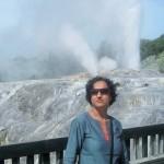Volcanic Valley Of New Zealand