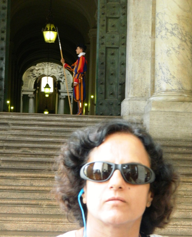 Me at Vatican