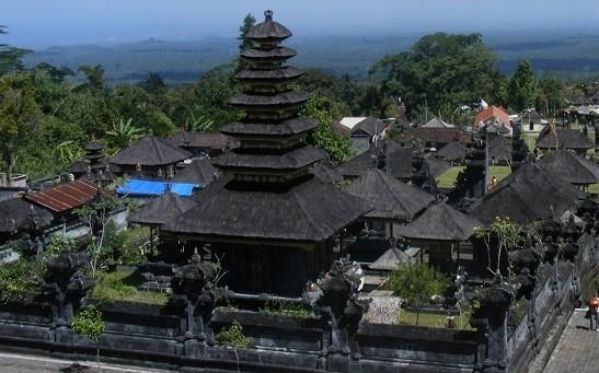 Besaik temple in Bali