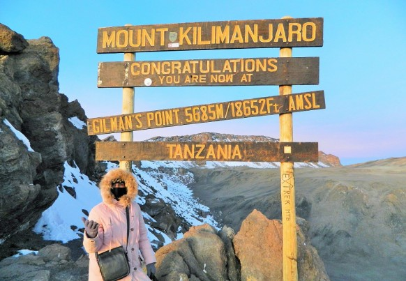 My Kilimanjaro Climb-Incredible Feat
