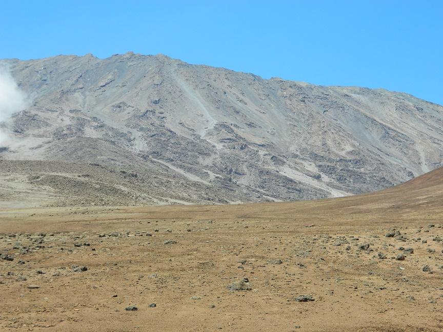Majestic Mt Kilimanjaro