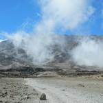 My Kilimanjaro Climb-Descending back:8