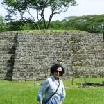 Copan Ruins Of Mayan Civilization