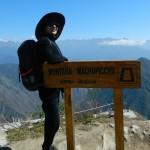 My Machu Picchu Mountain Trek